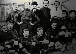 Nobili e Audaci, le origini del calcio torinese