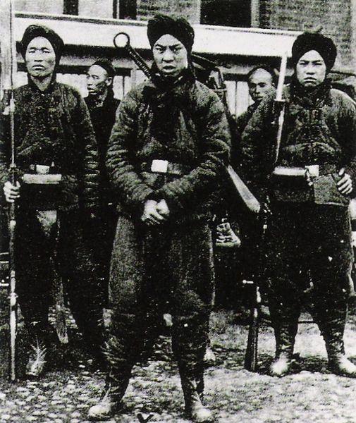 I 55 giorni di Pechino e l'esercito delle 8 nazioni