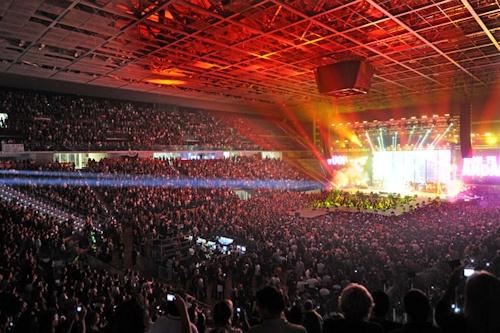 Max Pezzali concerto Torino 14 dicembre 2013