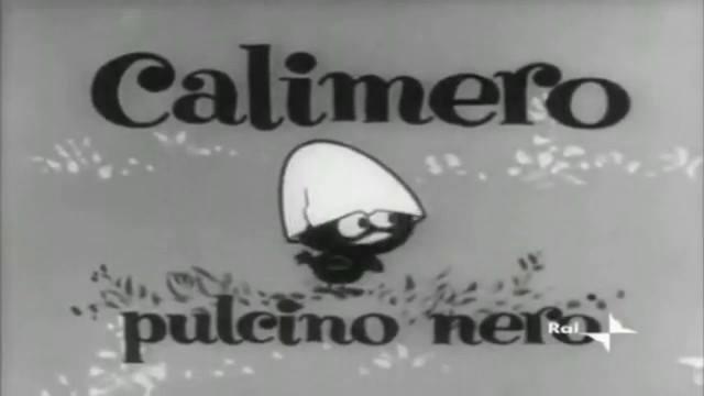 Calimero, il Pulcino Nero compie gli anni