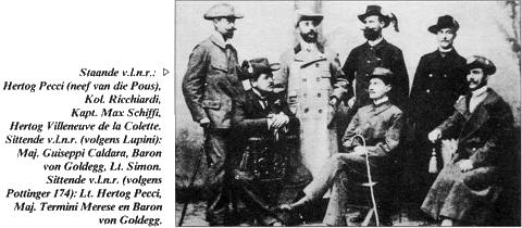 Camillo Ricchiardi, l'uomo che catturò Churchill