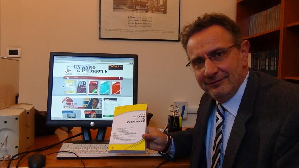Beppe Gandolfo, il giornalista che racconta Torino all'Italia