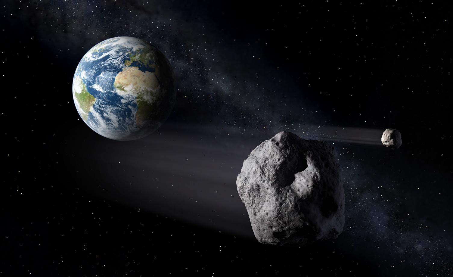 L'asteroide chiamato Torino e i suoi compagni celesti