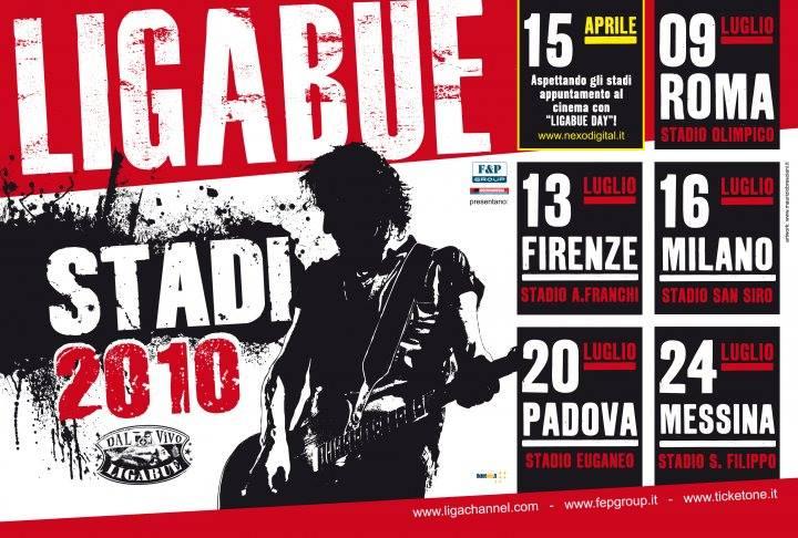 Torino nel nuovo album di Ligabue. E cresce la speranza per un nuovo live.