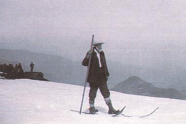 Da Torino con gli sci, fin dal 1897