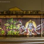 Graffi sui Muri: Torino è bella anche dentro (Reportage fotografico)