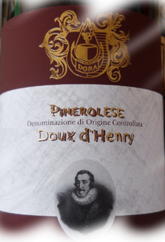 Doux d'Henry :il vino di Enrico IV Pinerolo Torino