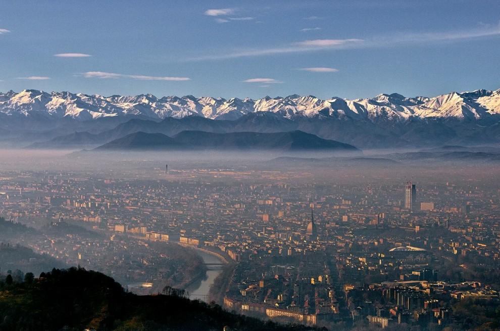 Skyline di Torino: i grattacieli pronti a rubare la scena alla Mole Antonelliana