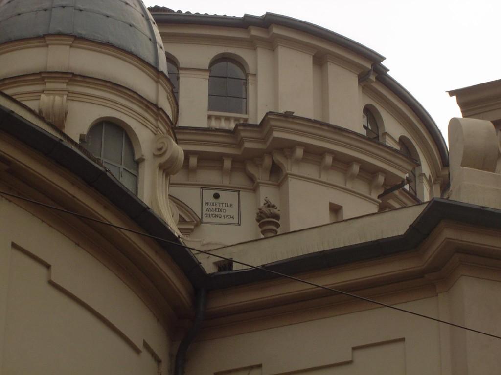 22 testimoni dell'assedio di Torino del 1706