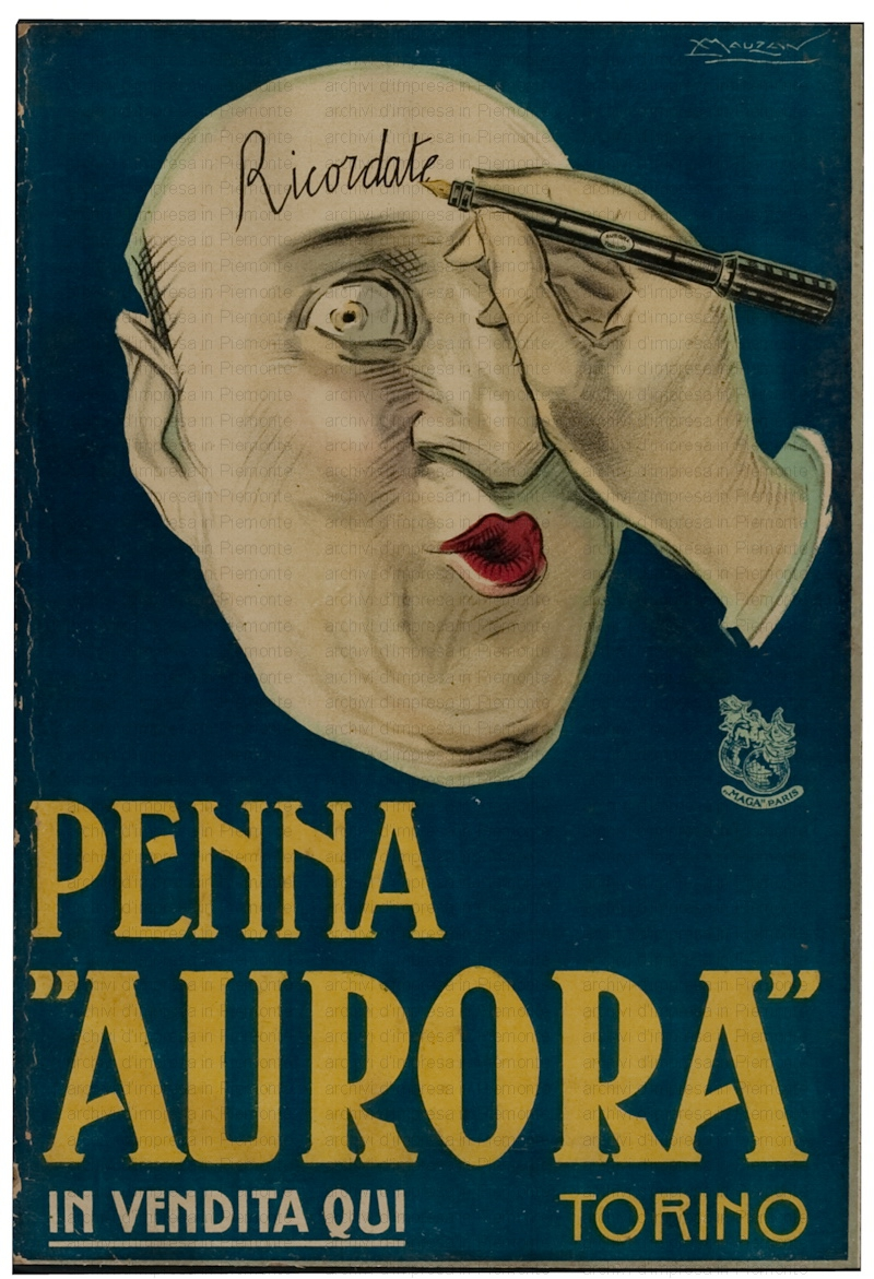 Aurora: da quasi 100 anni vanto del design torinese Torino