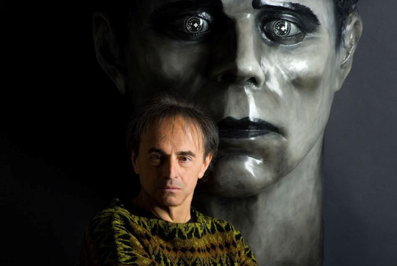 Nespolo e le sue opere nella metro di Torino