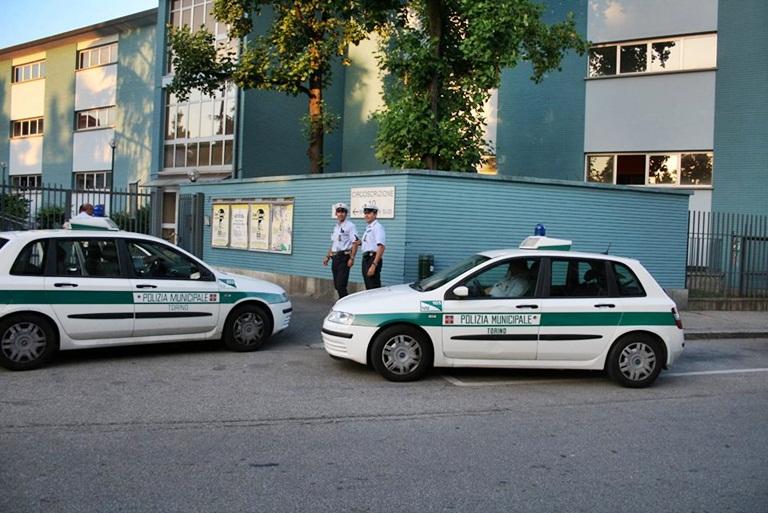 0110111 Vigili Urbani nuovo numero di telefono Torino