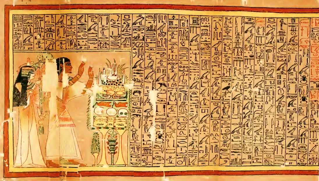 book of the dead egypt spells