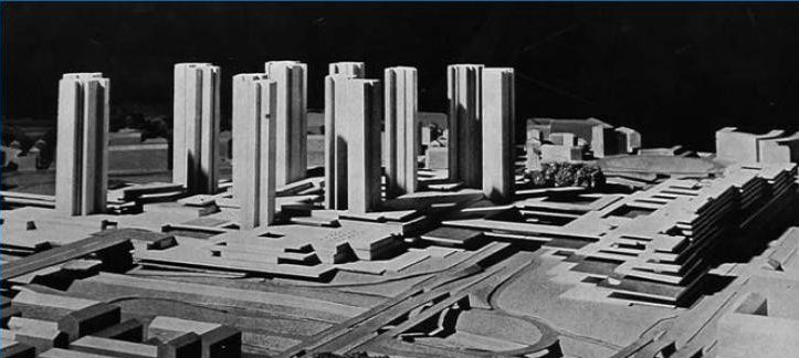 Il futuro di Torino immaginato 50 anni fa