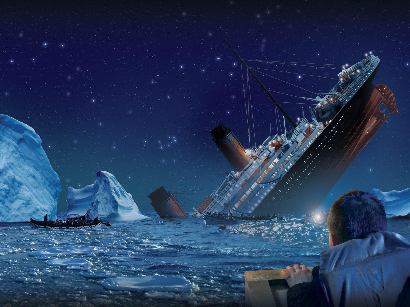 I 13 Piemontesi sul Titanic