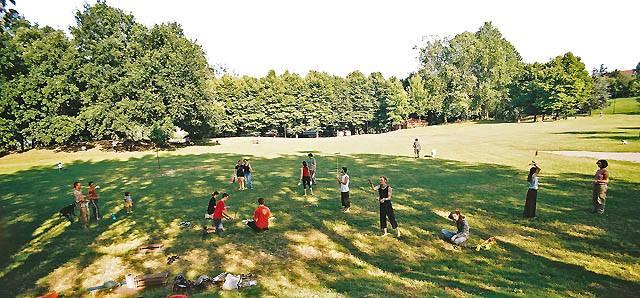 Parchi di Torino: dove, come e quando