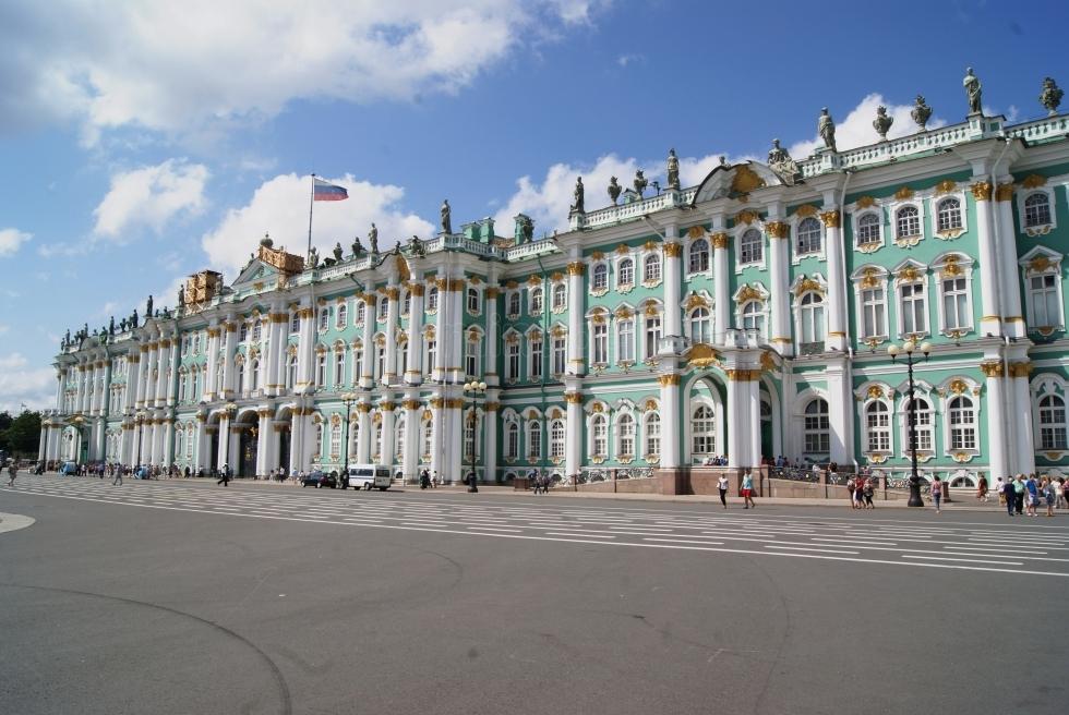 Torino incontra San Pietroburgo con vista Expo