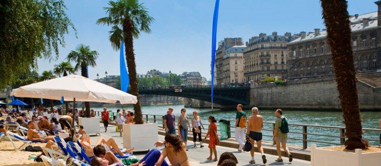 Spiagge urbane: un nuovo modo di vivere la città