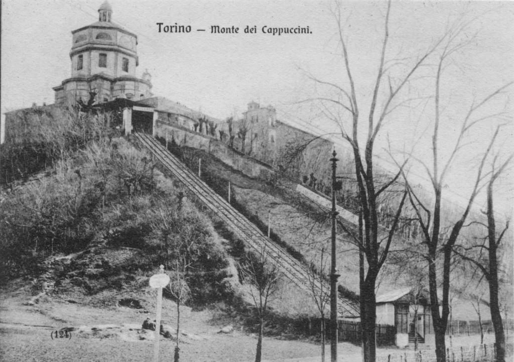 C'era una volta la funicolare della Gran Madre di Torino