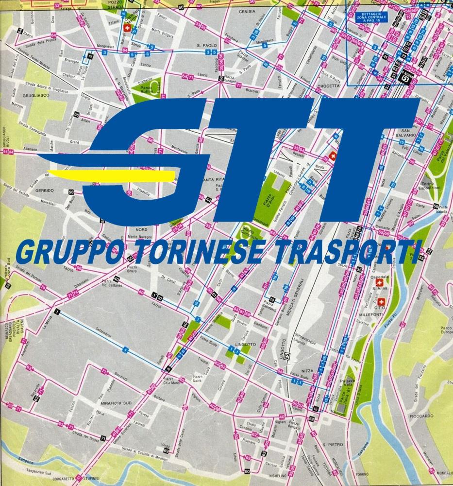 Torino Gtt: meno linee, ma più passaggi? Al vaglio lo studio del Poli