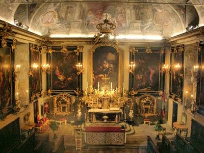 La cappella dei banchieri e dei mercanti: un gioiello riscoperto con Trip Advisor
