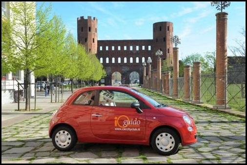 Torino Car sharing: 400 nuove vetture entro marzo 2015