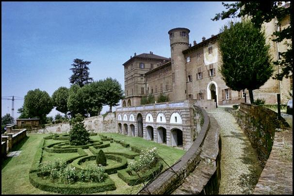 """""""Vacanze torinesi"""". Quarta puntata: il Castello di Moncalieri.  Torino"""