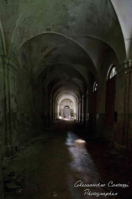 L'ex-ospedale Psichiatrico Certosa di Collegno Torino