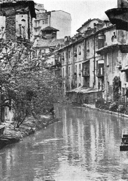 Mentre Torino riscopre i canali, butta un occhio ai Navigli