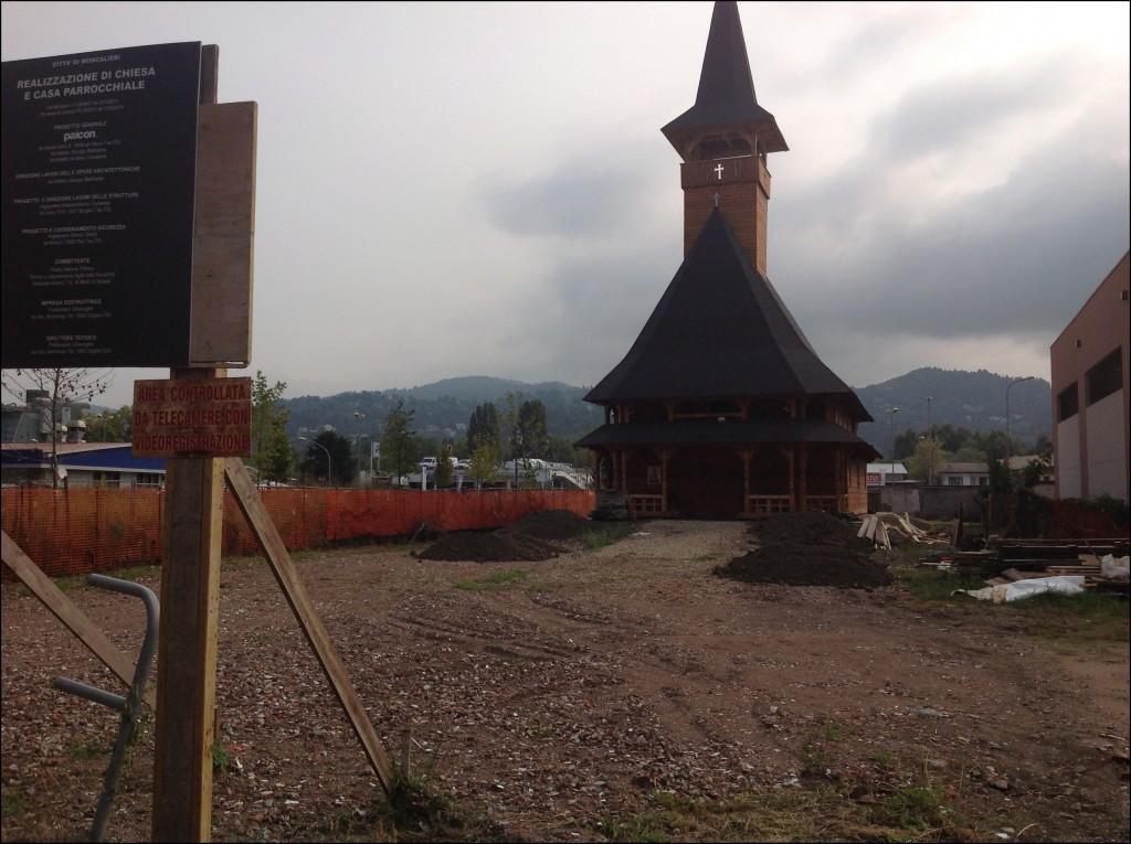 Moncalieri, la Chiesa che viene dalla Transilvania
