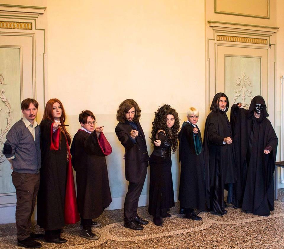 Vipera Evanesca, quando la passione per Harry Potter diventa realtà