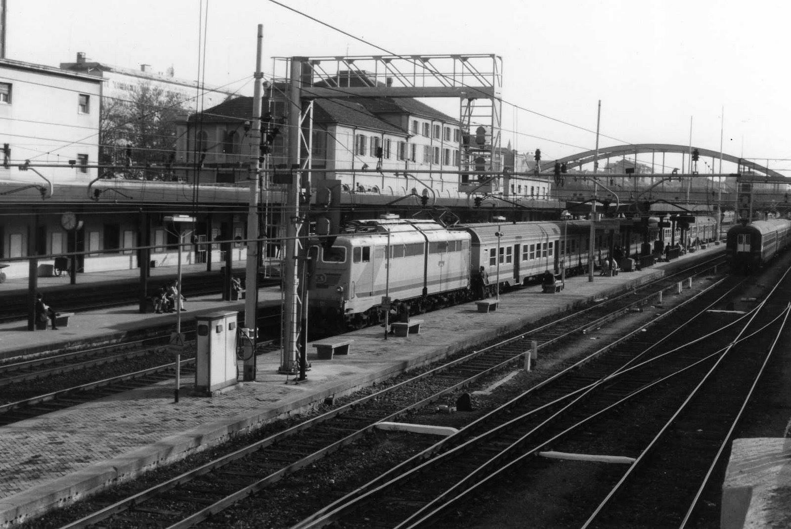 20 ottobre 1856 l 39 inaugurazione della stazione porta susa - Treni porta susa ...