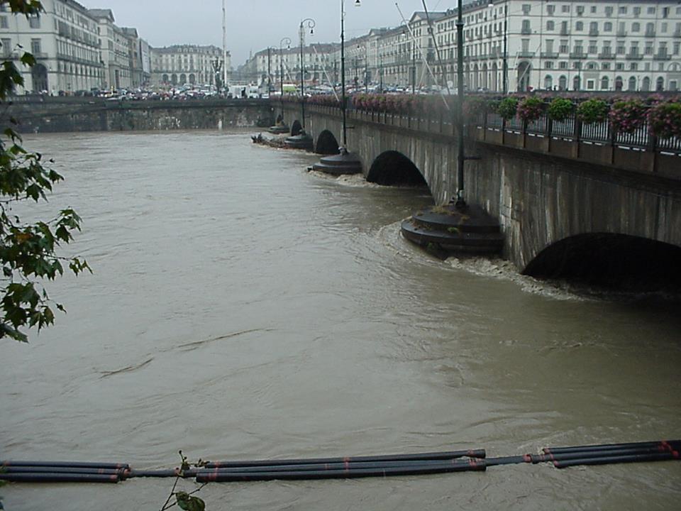 Storie piene Torino: quanti di voi erano presenti a tutte le piene che la nostra città ha dovuto affrontare?