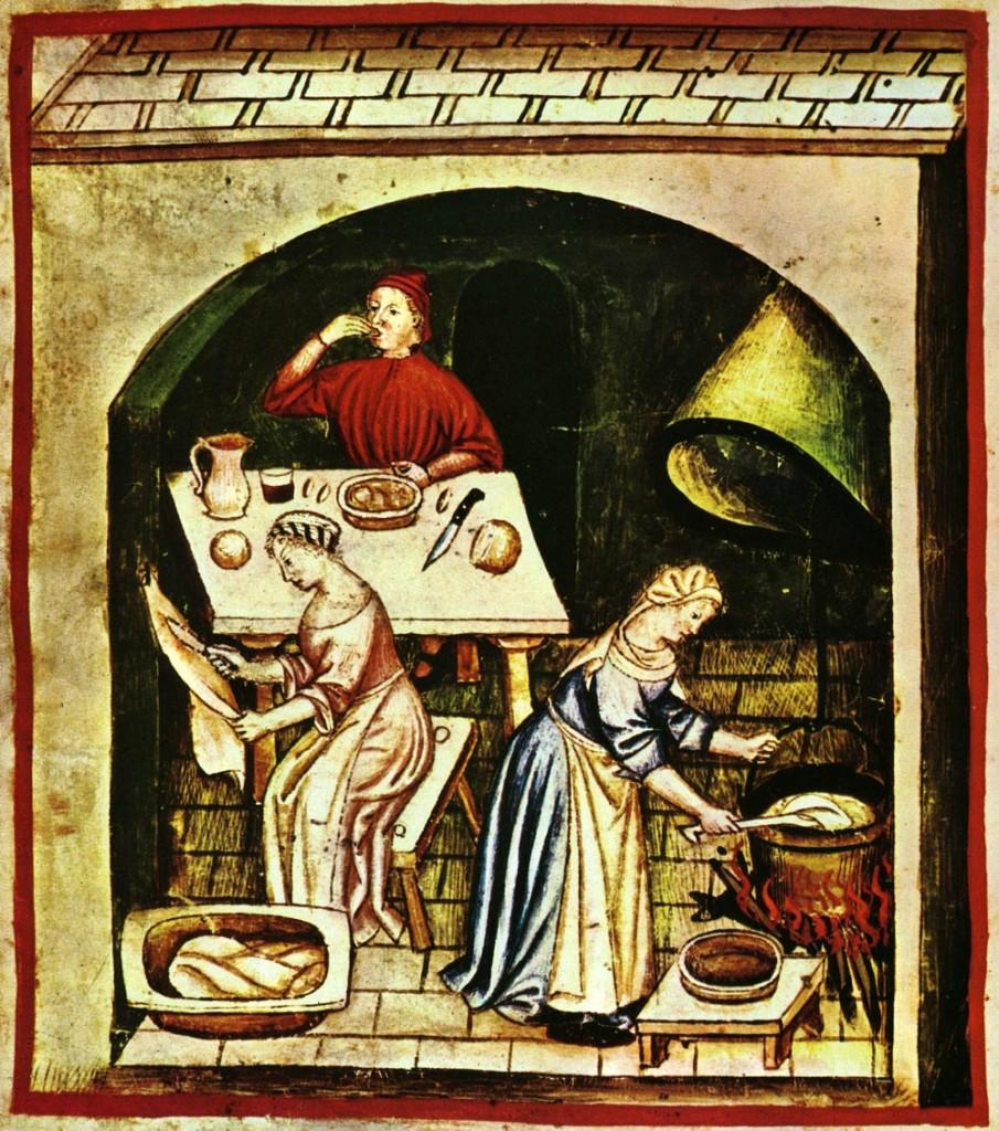 La Cucina piemontese tra ceti popolari, borghesia e corte