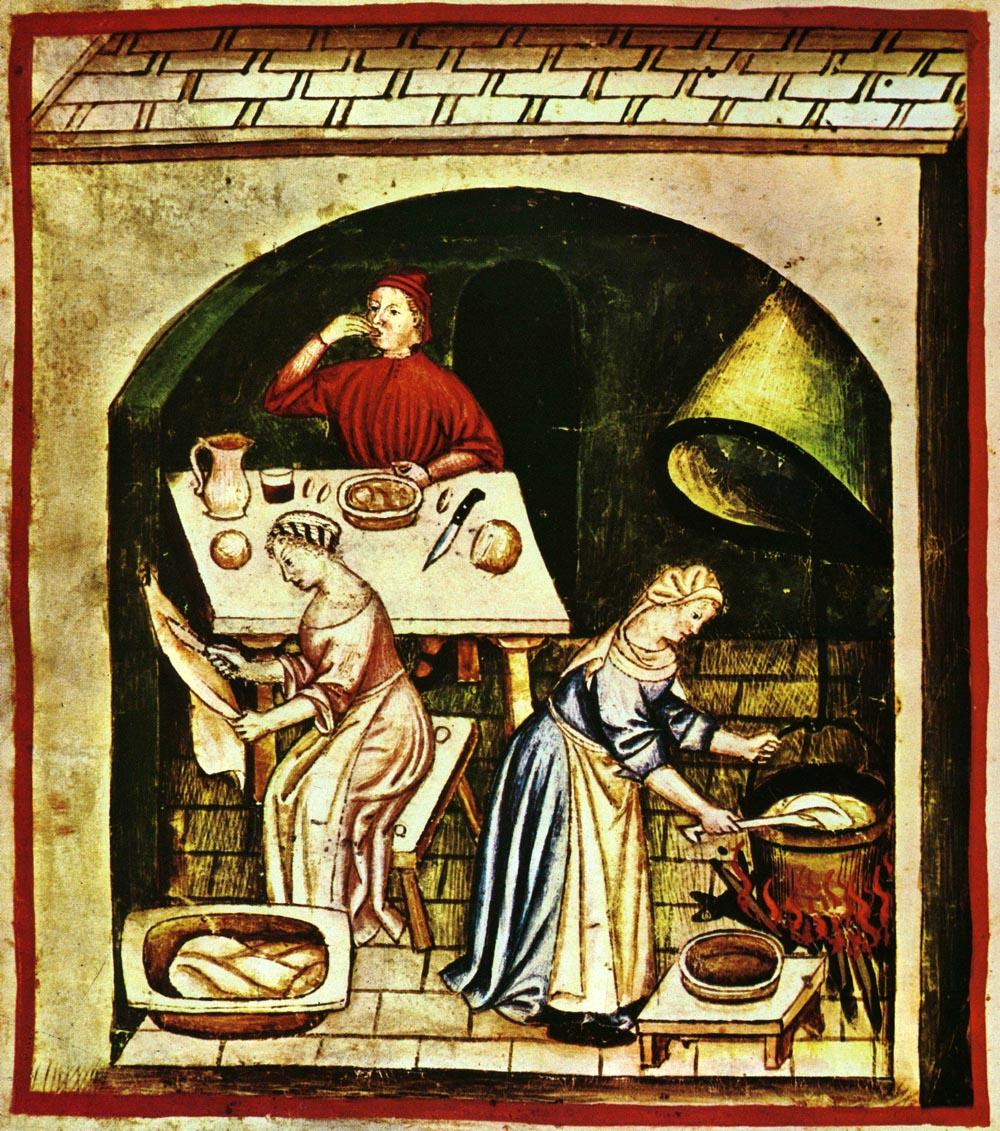 la cucina piemontese tra ceti popolari borghesia e corte