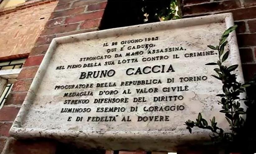 Bruno Caccia..un torinese nato a Cuneo