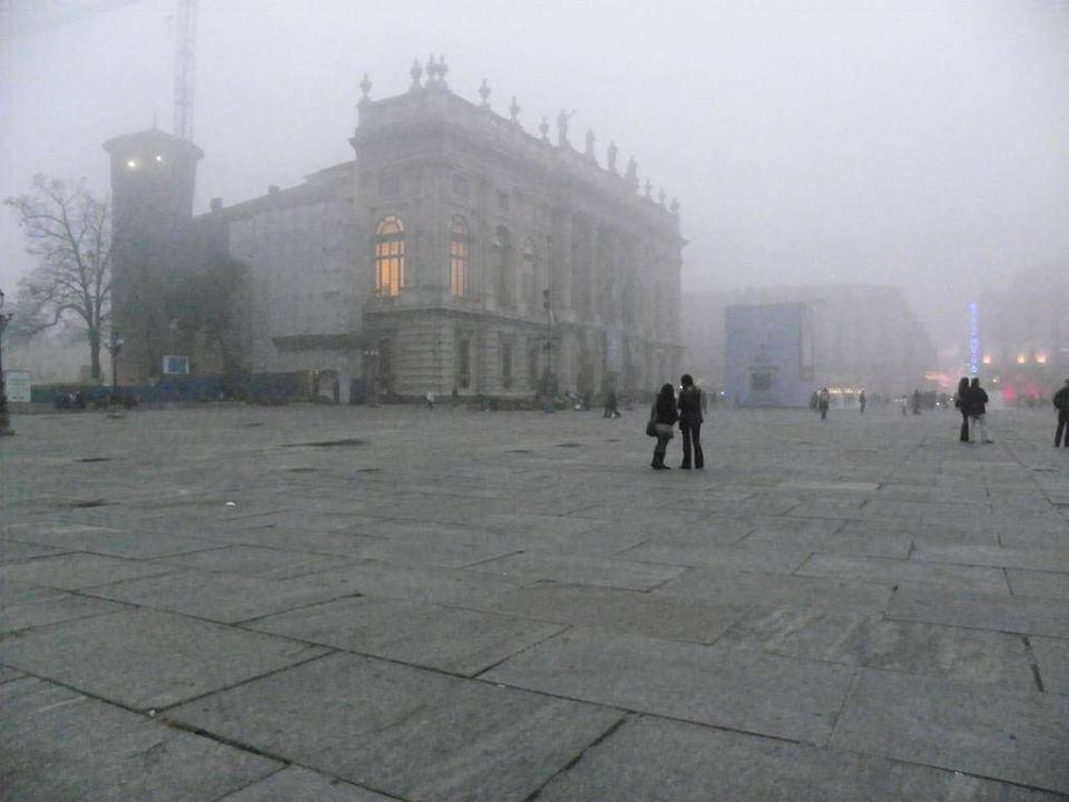 Maltempo in città, ecco i record di Torino