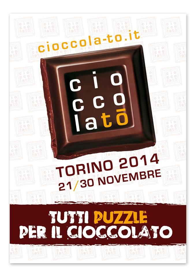 CioccolaTò 2014. Tutti Puzzle per il cioccolato Torino