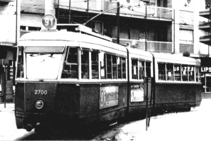 La nascita del trasporto pubblico torinese