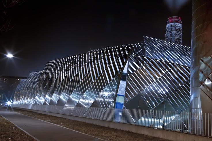 La centrale termica del Poli, capolavoro sconosciuto