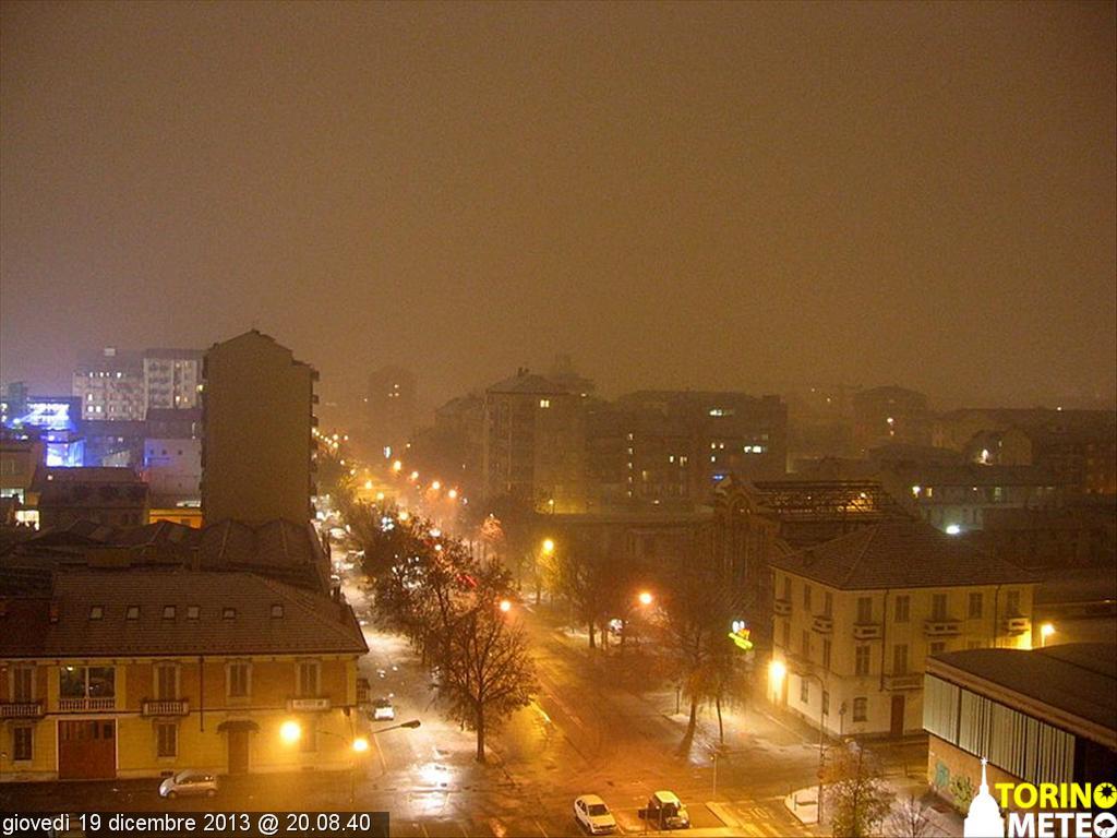 Webcam su Torino, la città guardata dall'alto