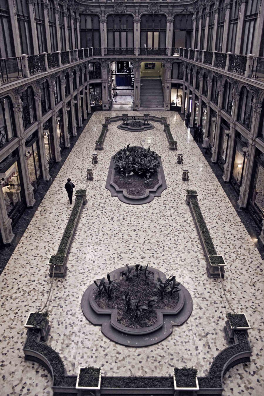 Galleria Subalpina, 140 anni fa l'inaugurazione