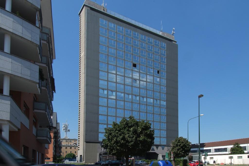 Lancia: il primo grattacielo di Torino