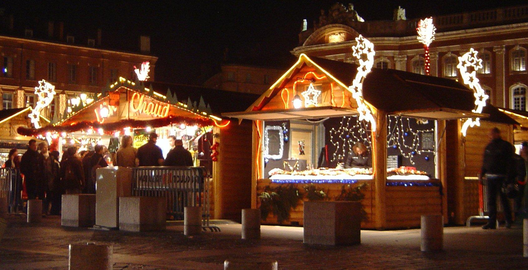 Mercatini di Natale, la Torino che aspetta le feste