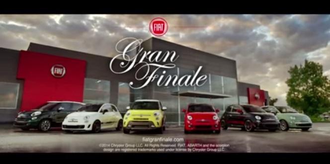 Fiat: in America nuovo spot per le