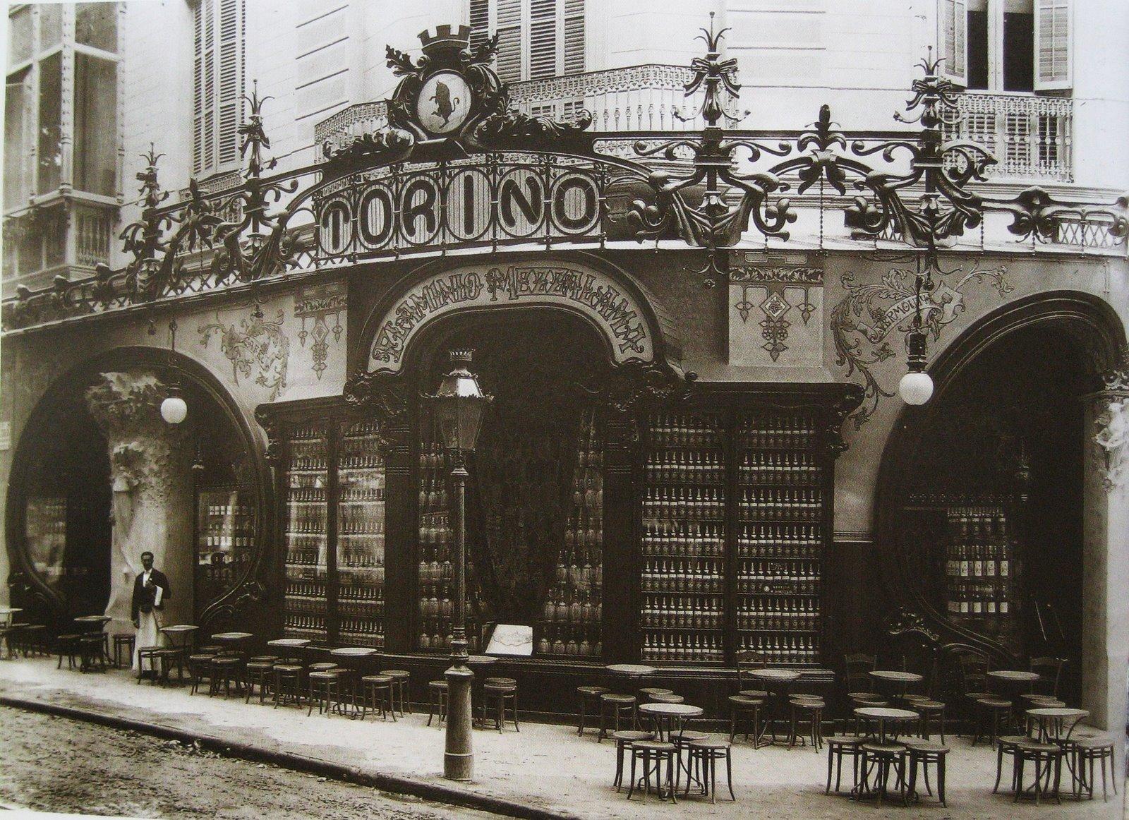Storia di un successo: il café Torino a Barcellona