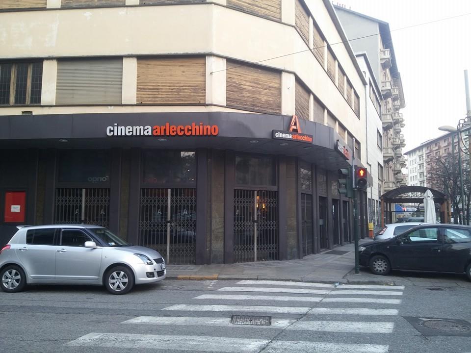 Addio al cinema Arlecchino Torino
