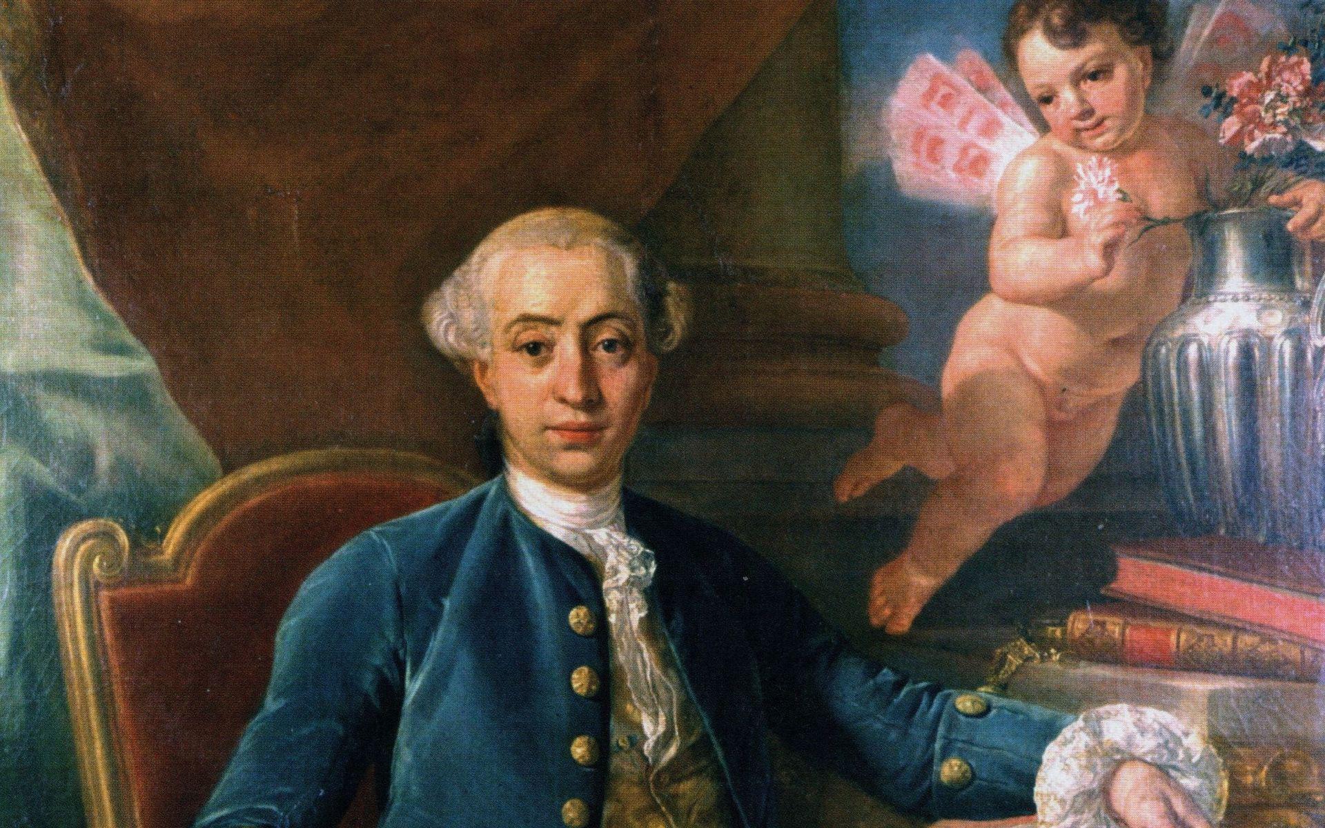 Giacomo Casanova, torinese appassionato