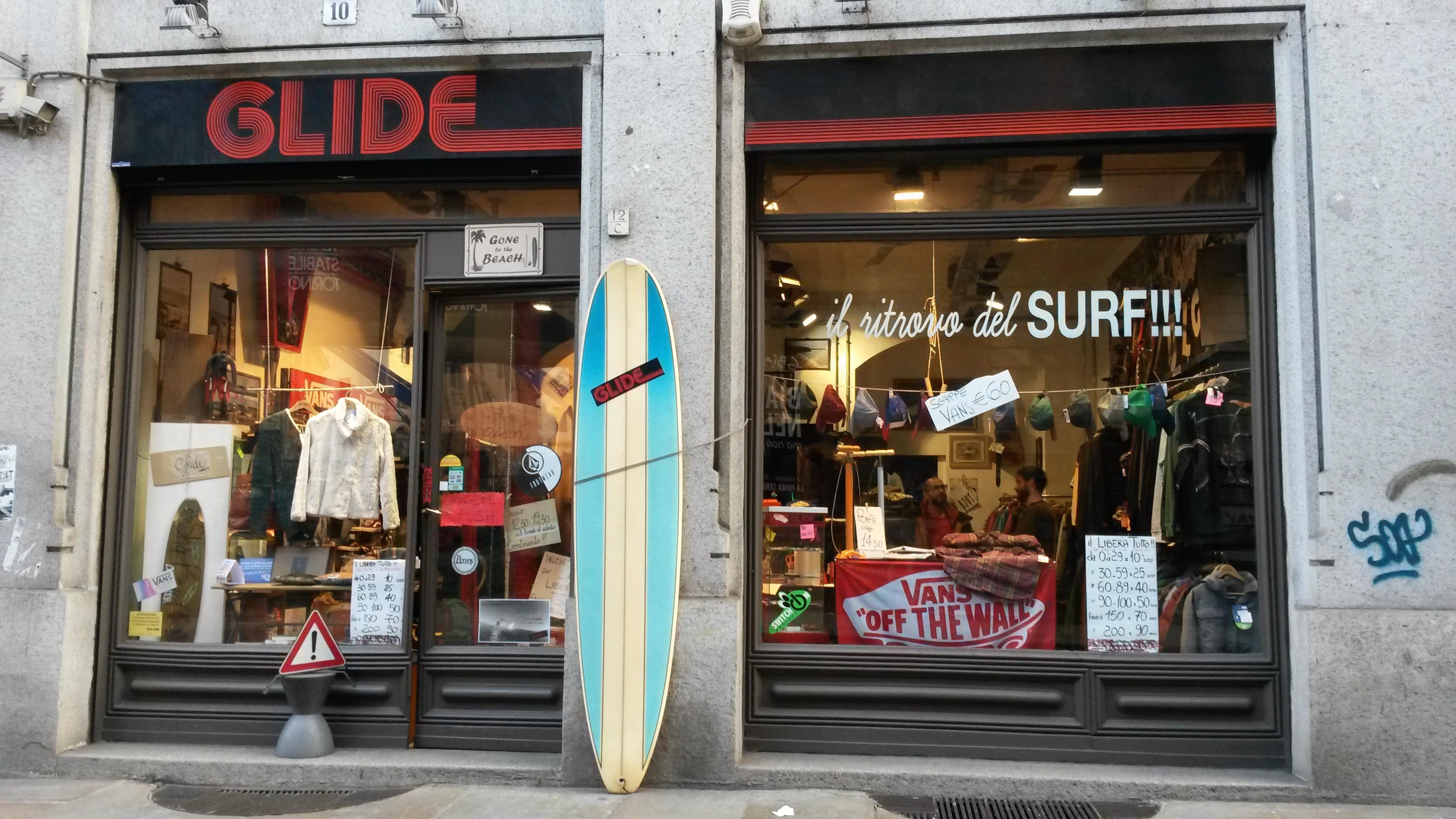 Anche a Torino si può essere surfisti