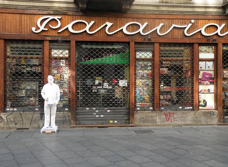 Torino e le librerie: tra chiusure e...aperture